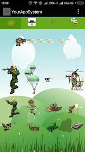 New Army War Games 2016 2.2 screenshot 2
