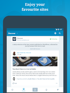 WordPress – Website & Blog Builder 5.3 screenshot 7