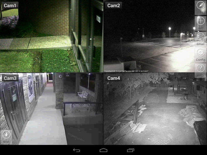 Viewer for Wansview ip cameras 3 6 APK Download - Android