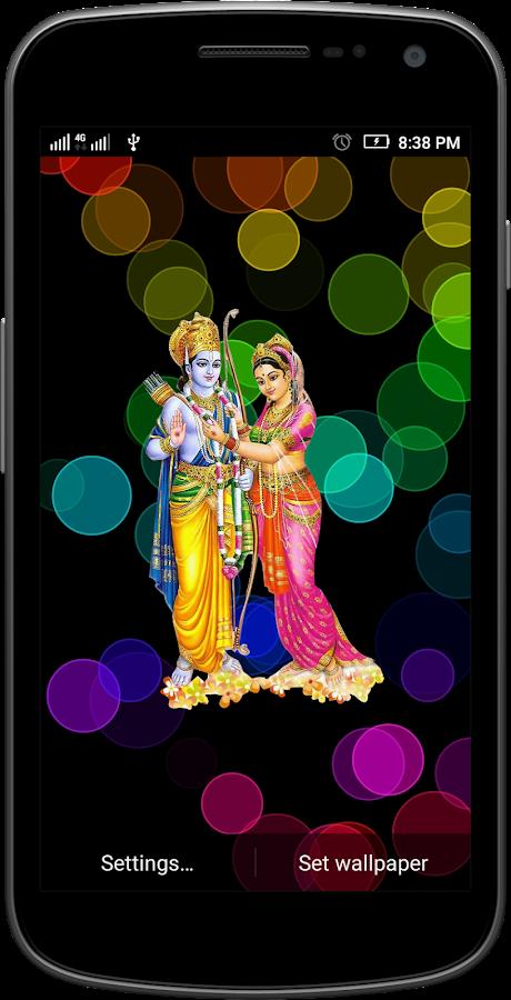 Jai Shree Ram Live Wallpaper 13 Apk Download Android