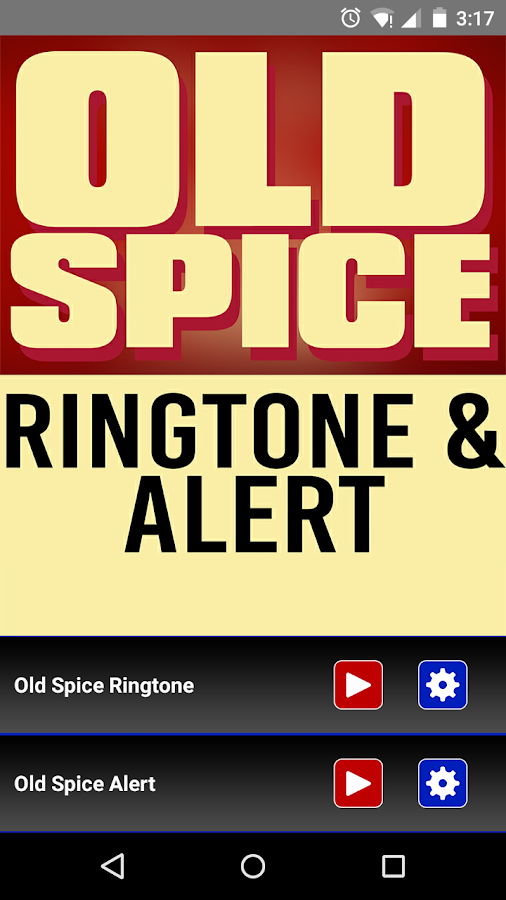 Old spice whistle ringtone download.