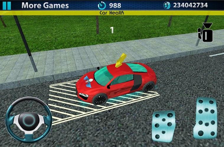 backyard school parking mania 1 0 screenshot 1
