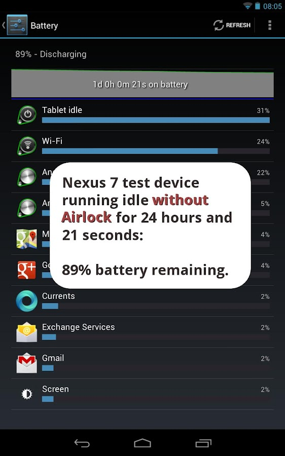 Airlock - Battery Saver 1 35 APK Download - Android Tools Apps