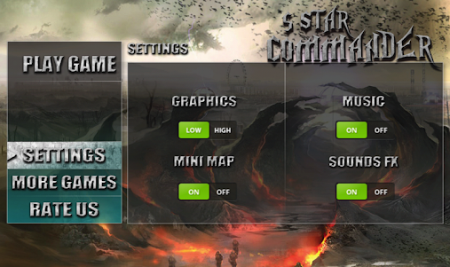 5 Star Commander - FPS Shooter 1.0 screenshot 4