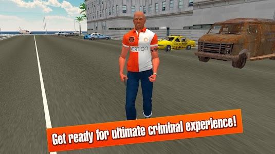 California Crime City Race 3D 1.1 screenshot 9