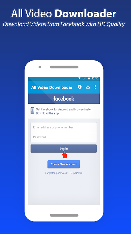 All Video Downloader: Fast HD Video Downloader 1 0 0 APK
