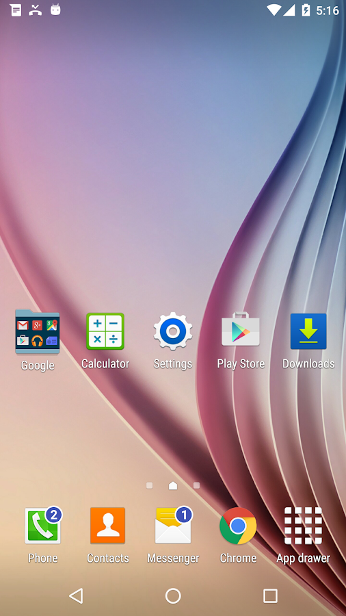 S Launcher Pro for Galaxy 1 0 APK Download - Android