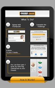 Champcash Earn Money Free 2.2.12 screenshot 7