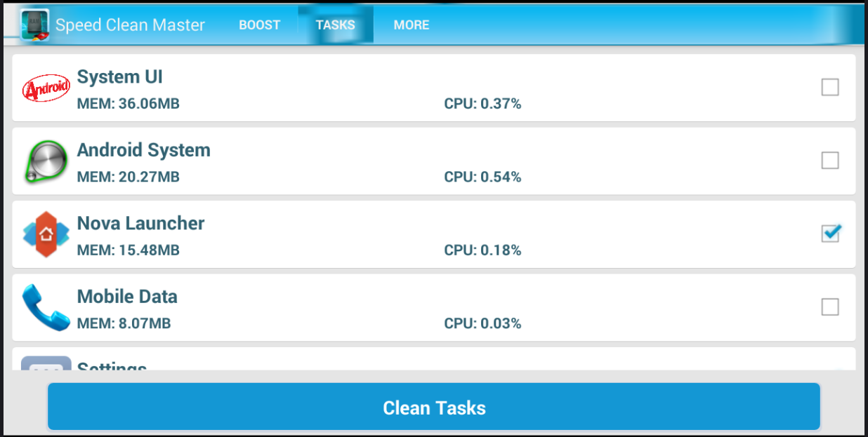 Speed Clean - Optimize Faster 1 1 APK Download - Android