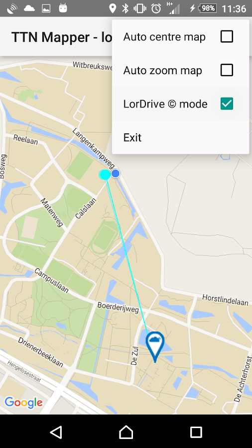 TTN Mapper 2019 05 13 APK Download - Android Tools Apps