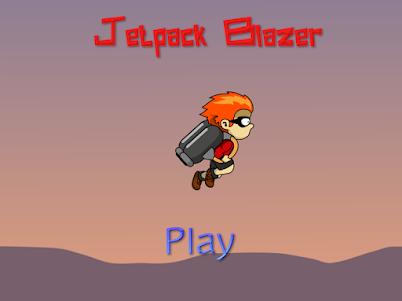 Jetpack Blazer Free 1.0.2 screenshot 1
