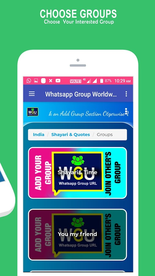 Link for Whatsapp Group - 3K+ Whatsapp Group Link 3 2 APK Download
