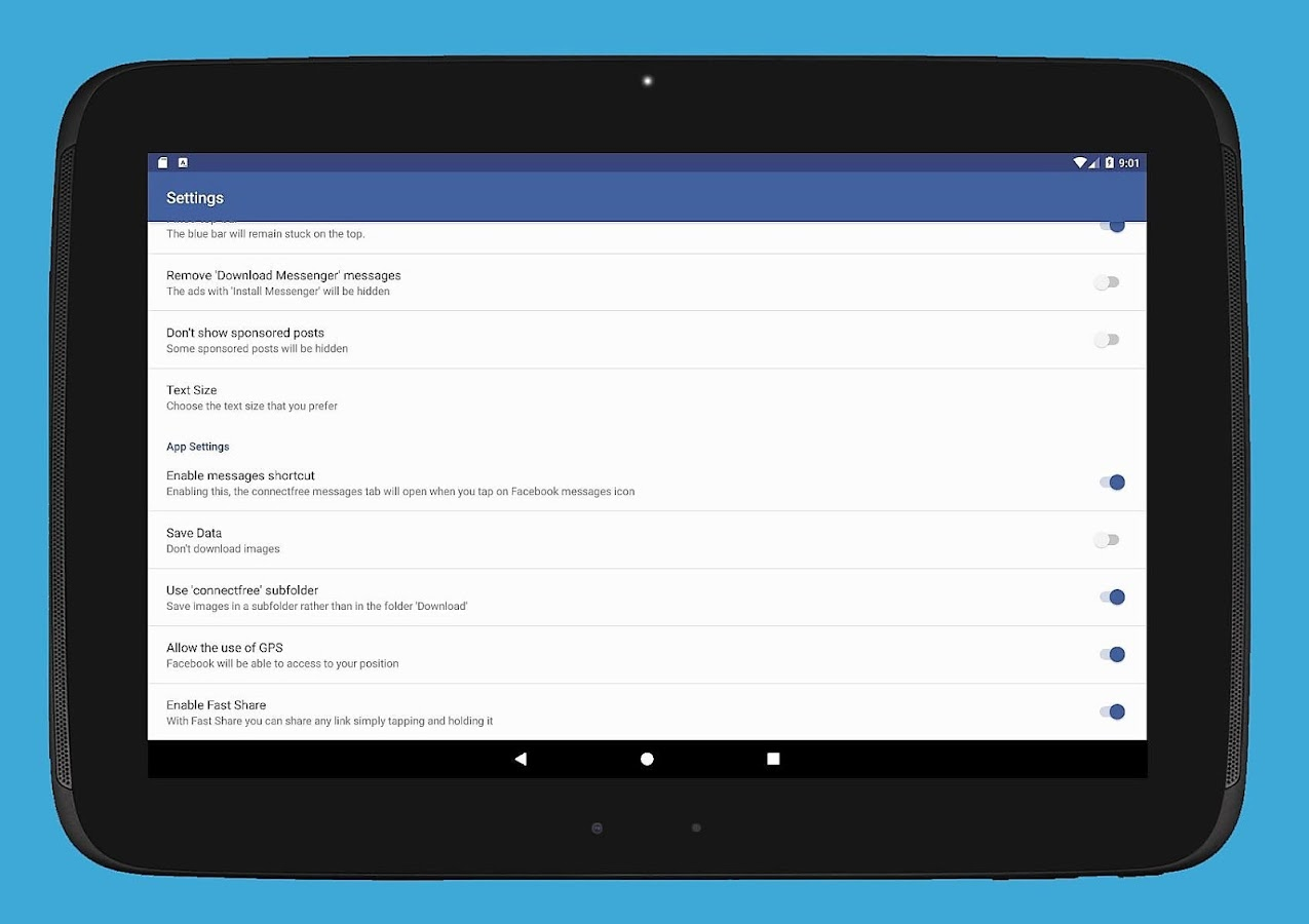 Connect for Facebook Lite 3 6 2 APK Download - Android