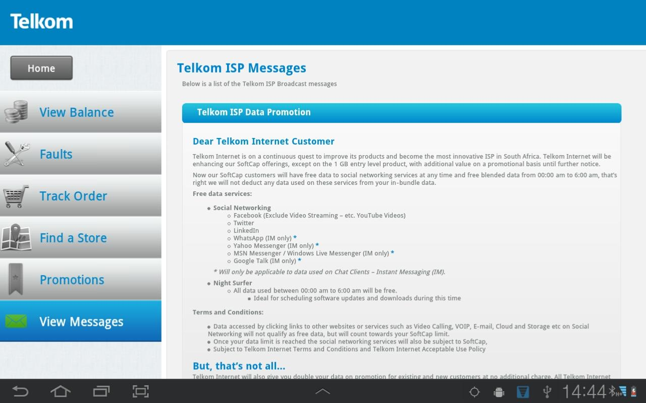Telkom 1 6 APK Download - Android Tools Apps
