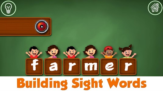 Sight Words  Pre-K to Grade-3 1.5.1 screenshot 8