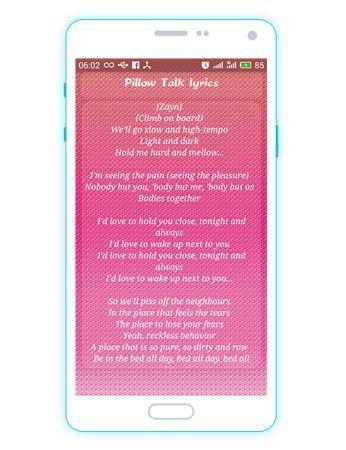 Zayn Malik Pillow Talk Songs 1.0 APK Download - Android Music ...