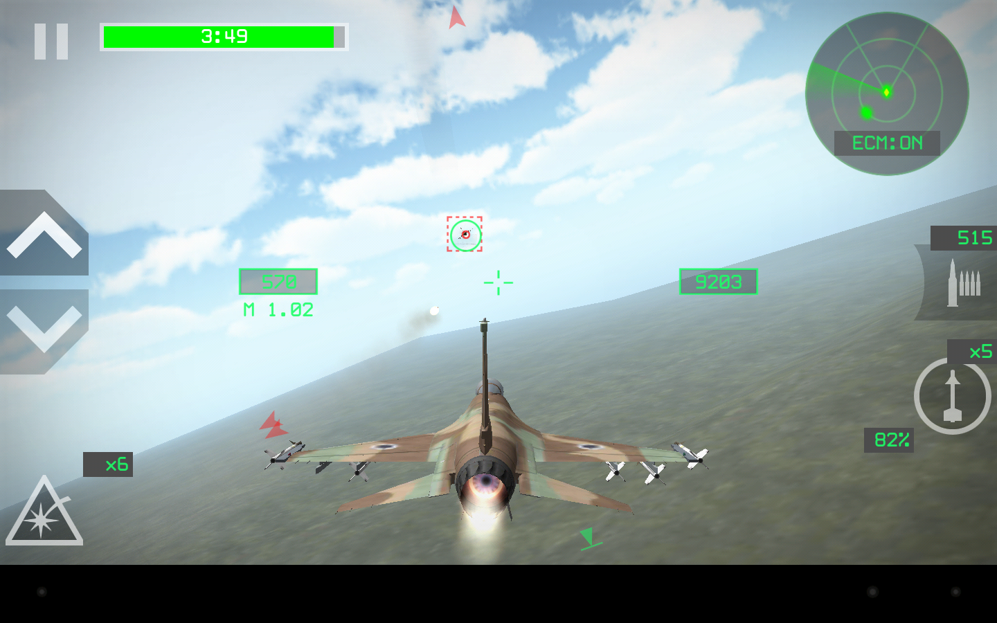 Strike Fighters Israel 1 4 3 APK Download - Android