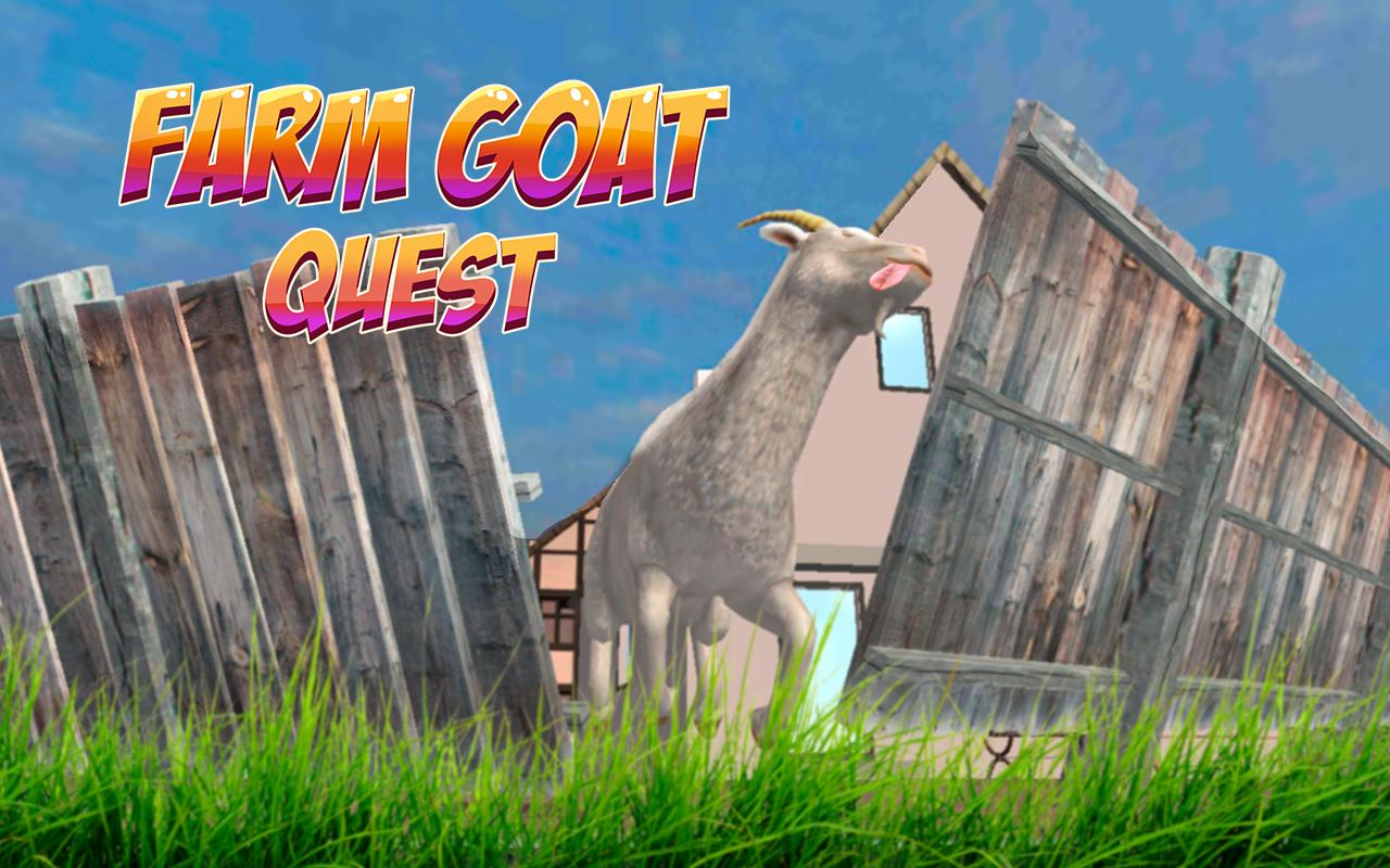 Goat Quest: Animal Simulator 1 11 APK Download - Android Simulation