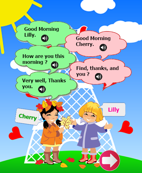 English conversation greeting 101 apk download android education english conversation greeting 101 screenshot 1 m4hsunfo