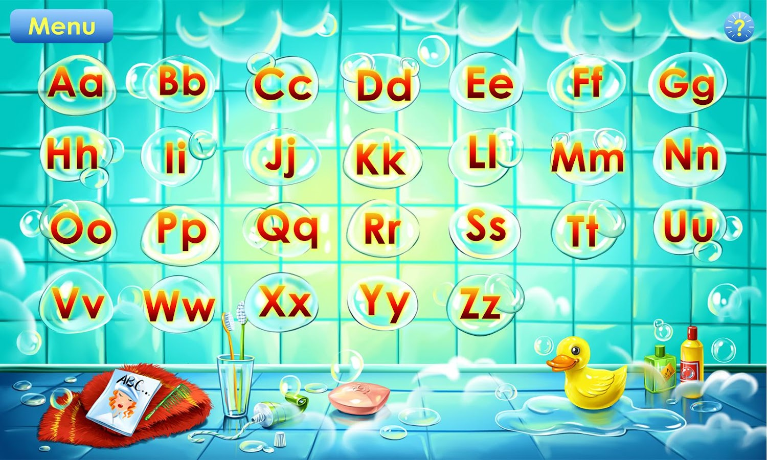 ABCD for Kids: Learn Alphabet and ABC for Toddlers 1.3.2 APK ...