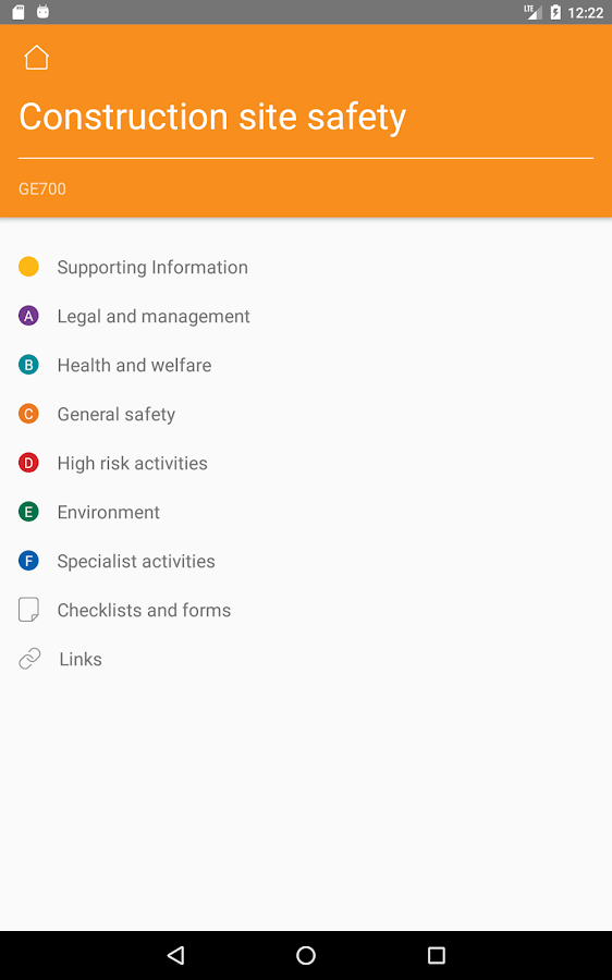Citb health safety and environment publications 111 apk download citb health safety and environment publications 111 screenshot 7 fandeluxe Gallery