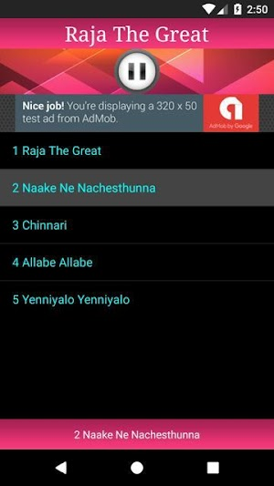 All Songs Raja The Great 1 0 APK Download - Android Music