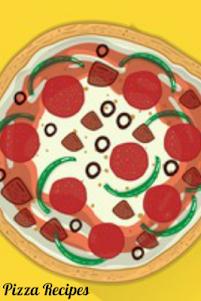 pizza recipes 1.0 screenshot 2