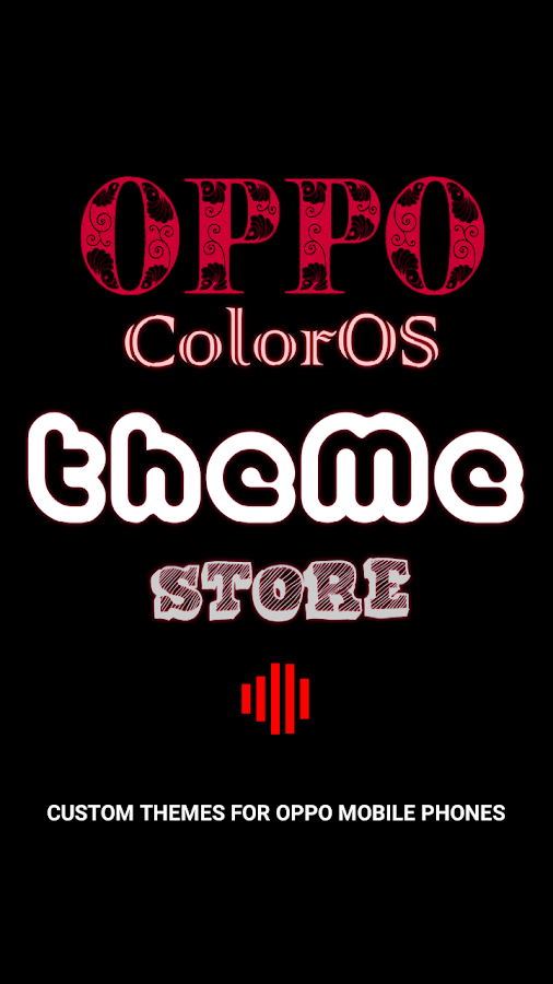 OPPO (ColorOS) Themes Collection 2 0 APK Download - Android