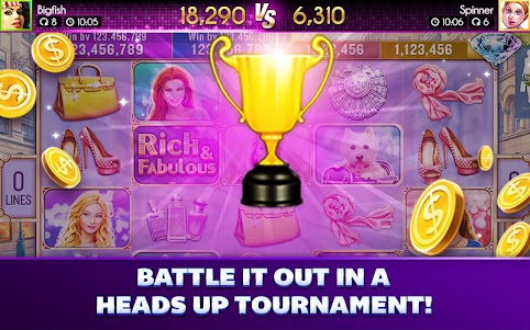 Epic Diamond Slots – Free Vegas Slot Machines 3.3.5 screenshot 8