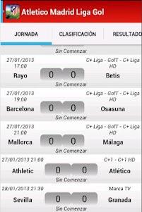 Atletico Madrid Liga Gol 2.3 screenshot 4