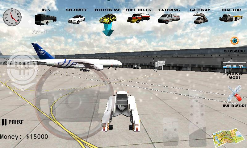 Airport Control Mod Apk