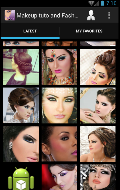 a38f4ad1d5a8d Make-up tuto and fashion 2016 4.0 APK Download - Android News ...