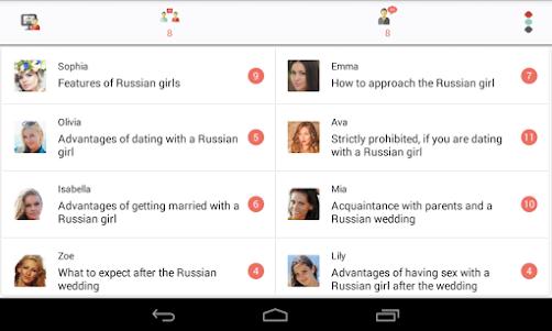 Russia women 89.50.86 screenshot 10