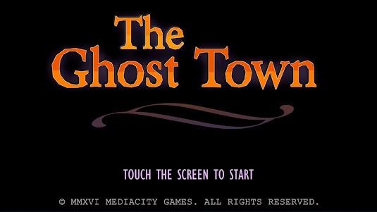 The Ghost Town 1.01 screenshot 1
