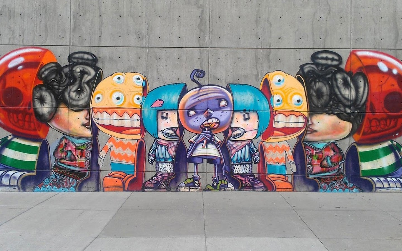 Graffiti live wallpaper 1 1 screenshot 9