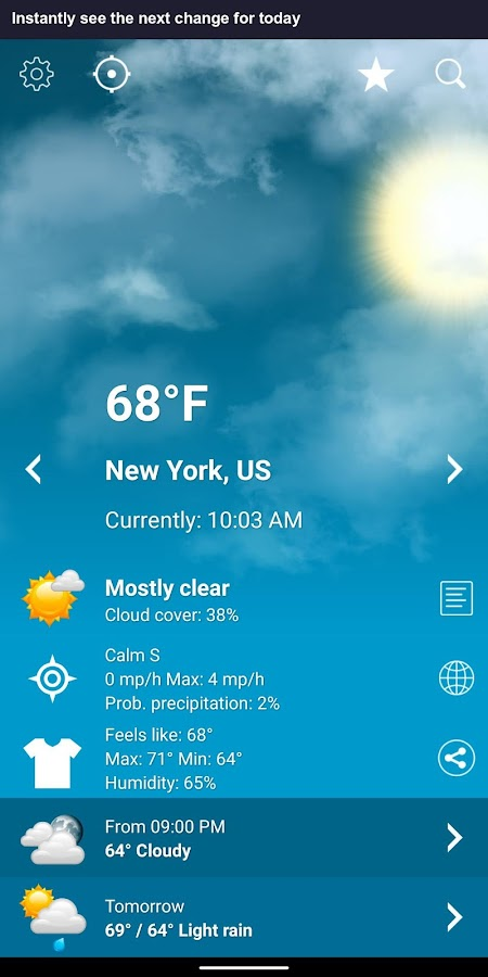 com exovoid weather app 1 4 5 4 APK Download - Android Weather Apps