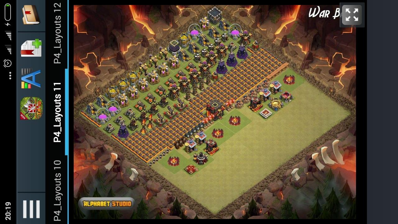 TOP Maps COC TH10 1 1 APK Download - Android Entertainment Apps