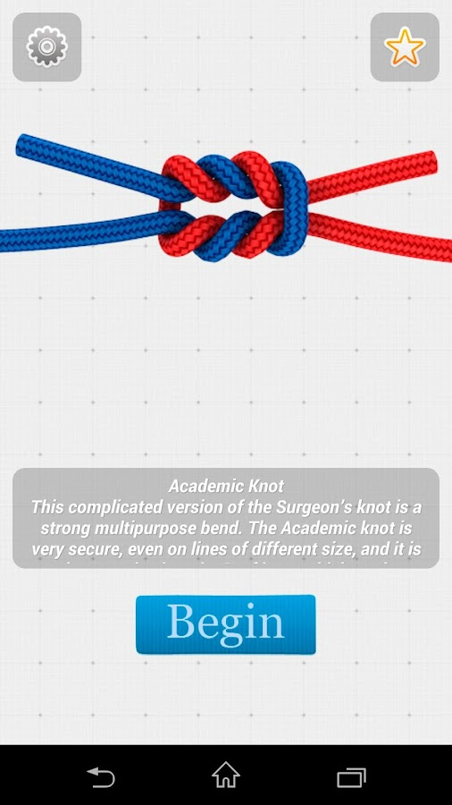 How to tie knots 3d pro 102 apk download android books how to tie knots 3d pro 102 screenshot 10 ccuart Image collections