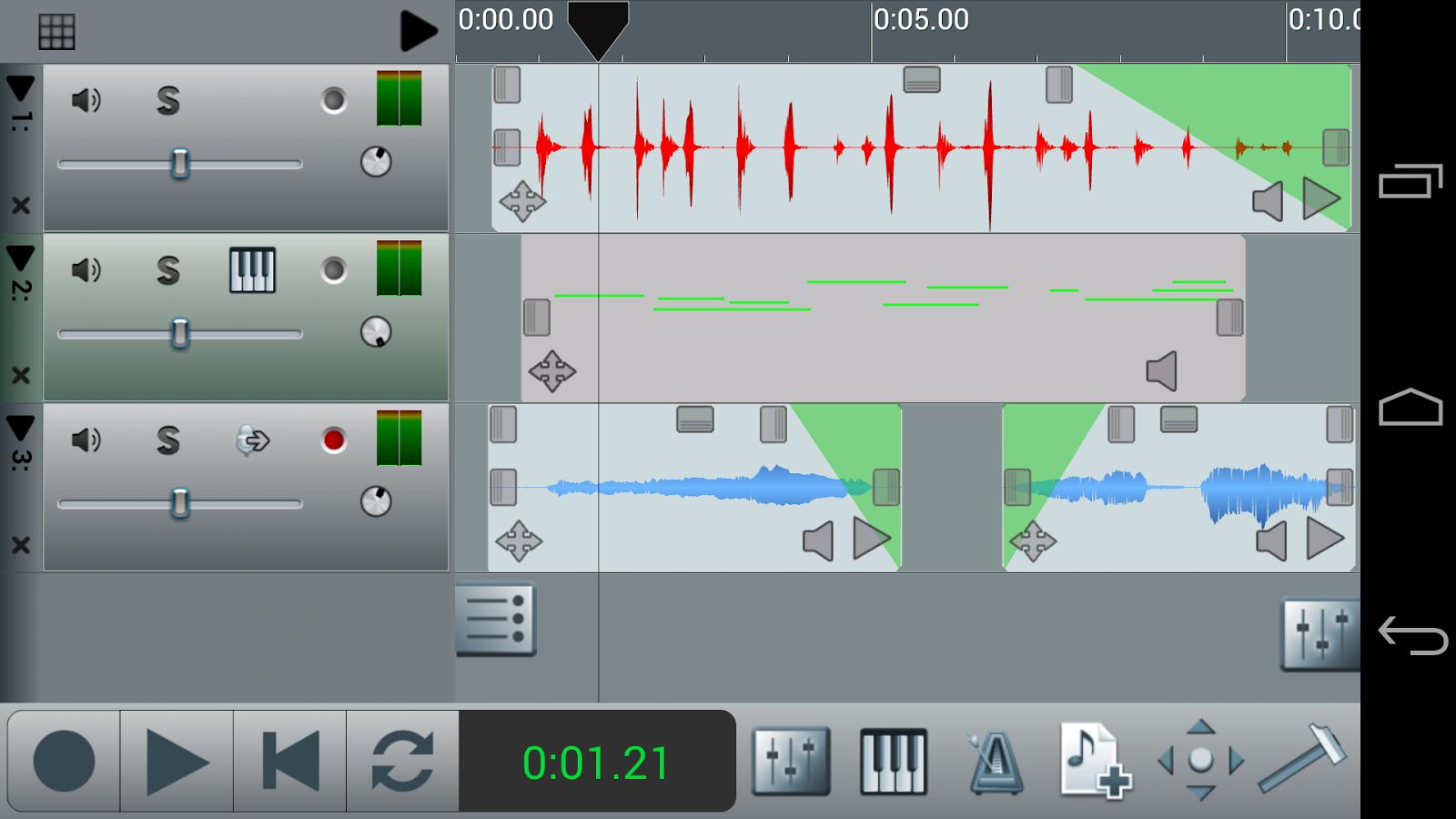 recording studio pro apk full