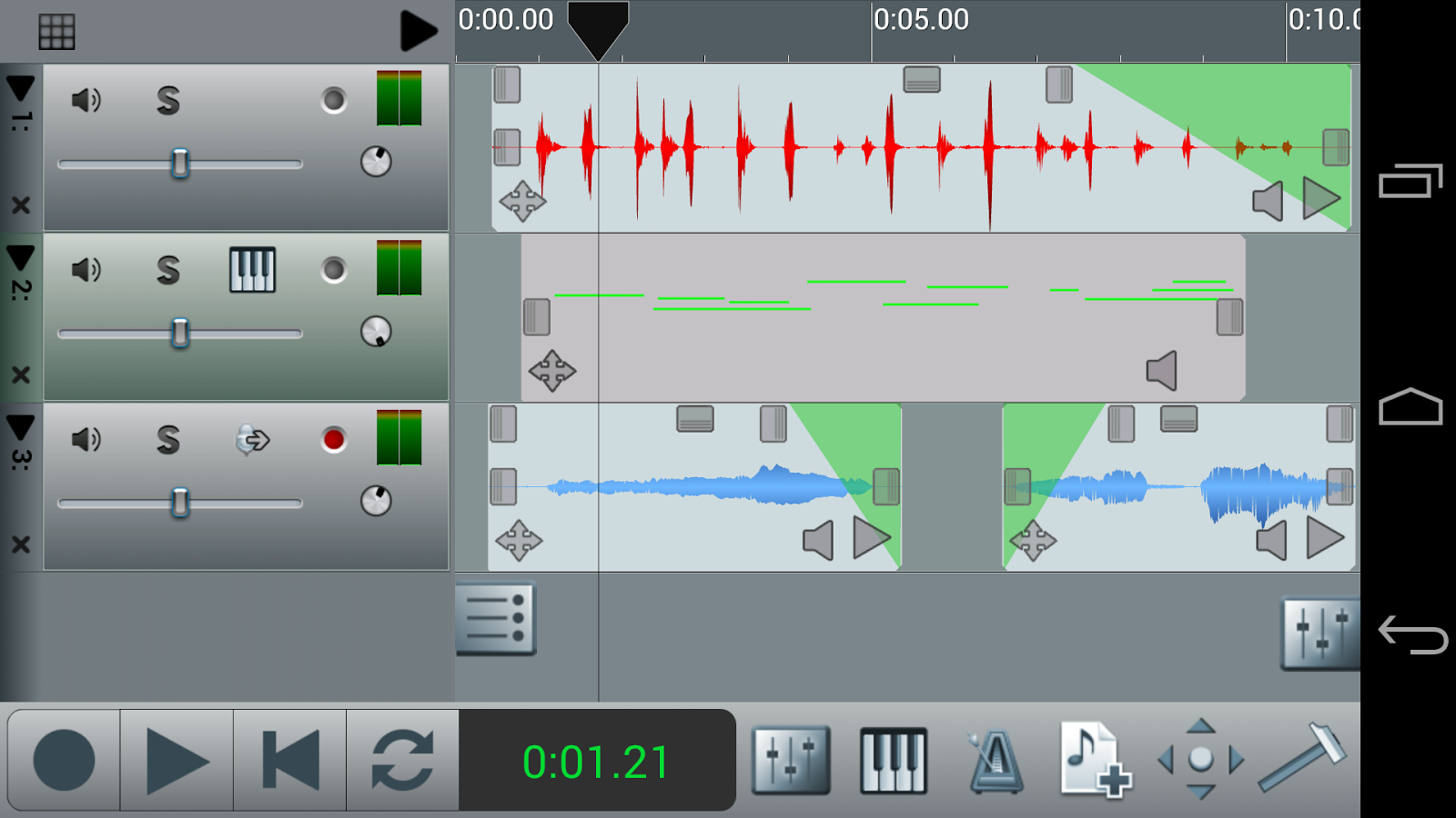 n-Track Studio Pro Multitrack 1 1 12 APK Download - Android