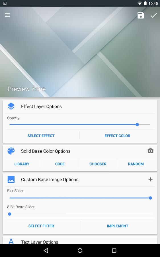FreshCoat Wallpaper Creator 3.0 screenshot 1 FreshCoat Wallpaper Creator 3.0 screenshot 2 ...