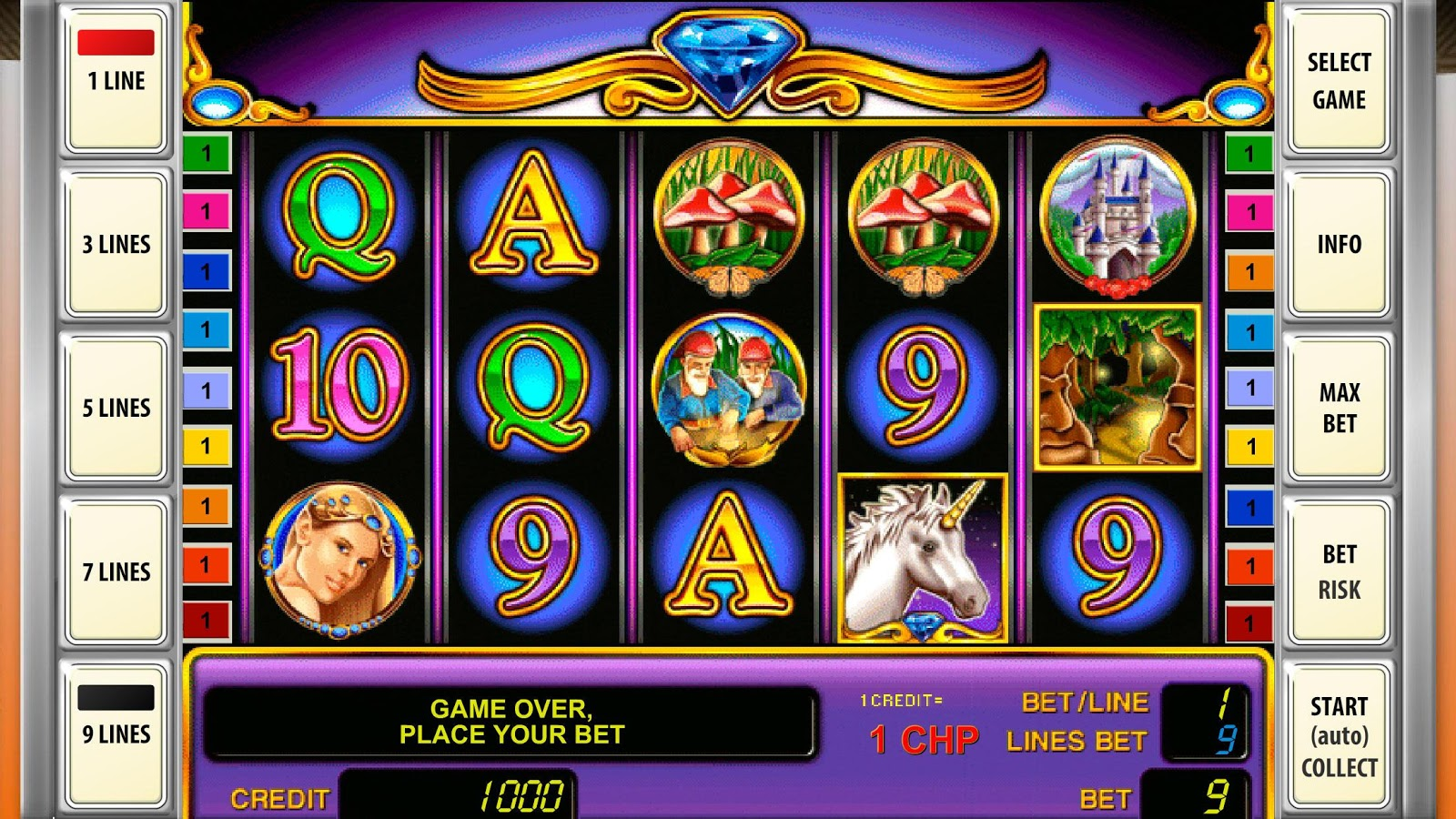 casino games emulator