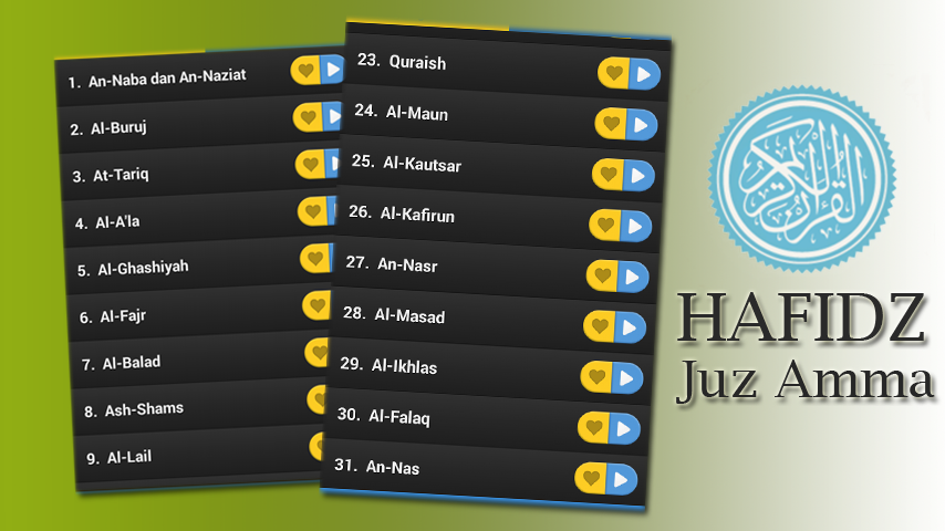 Hafidz Juz Amma 10 Apk Download Android Music Audio Apps