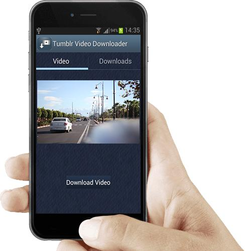download videos tumblr app