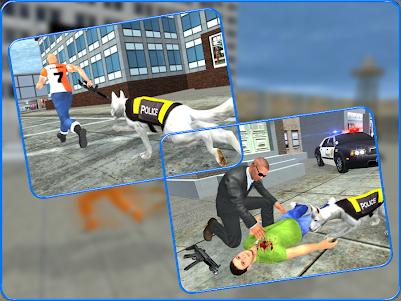 LA Police Dog Crime Patrol : Thief Chase Mission 1.1 screenshot 14