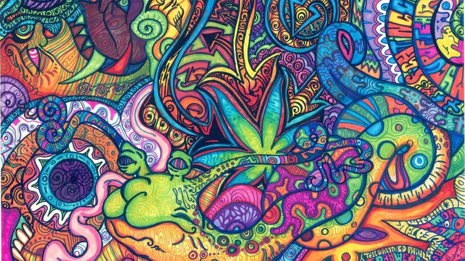 Live Wallpaper 10 Screenshot 3 Psychedelic 4