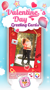 Valentine's Day Greeting Cards 1.0 screenshot 5