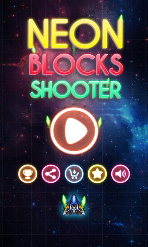Neon Blocks Shooter 1 1 1 APK Download - Android Arcade Games