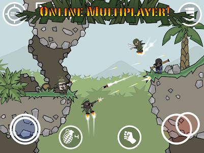 Doodle Army 2 : Mini Militia 5.3.7 screenshot 11