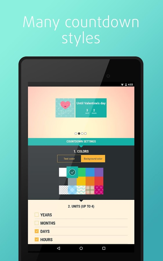 My Day Countdown Timer 2 7 4 Apk Download Android